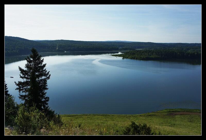 Сылвинское водохранилище
