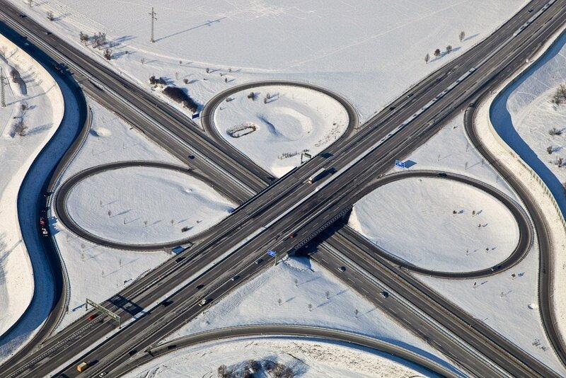 Autobahnkreuz München-West