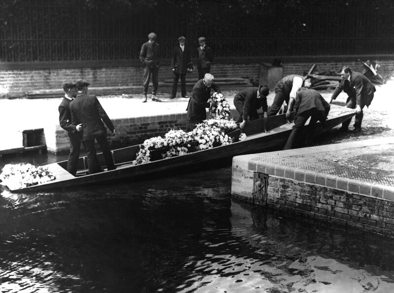 Funeral by Water