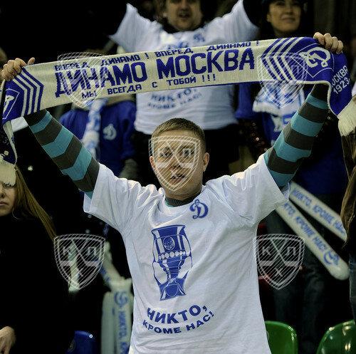 "3 раунд плей-офф.   ""Динамо "" (Москва) - СКА (Санкт-Петербург) ."