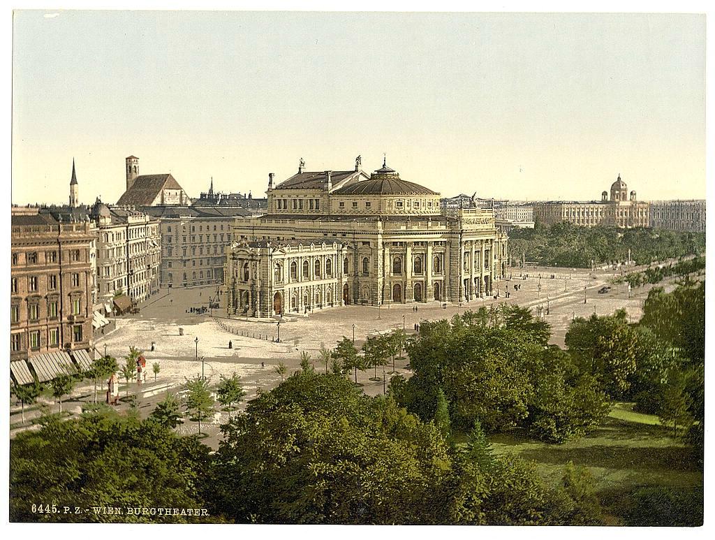 Вена в 1890 - 1900 годах. 0_6037f_e4c33132_orig
