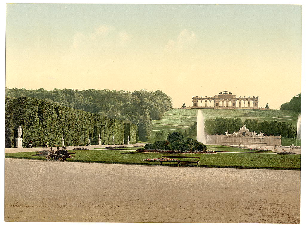 Вена в 1890 - 1900 годах. 0_60391_ff9cce76_orig