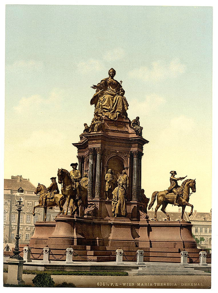 Вена в 1890 - 1900 годах. 0_60392_8c5501cf_orig