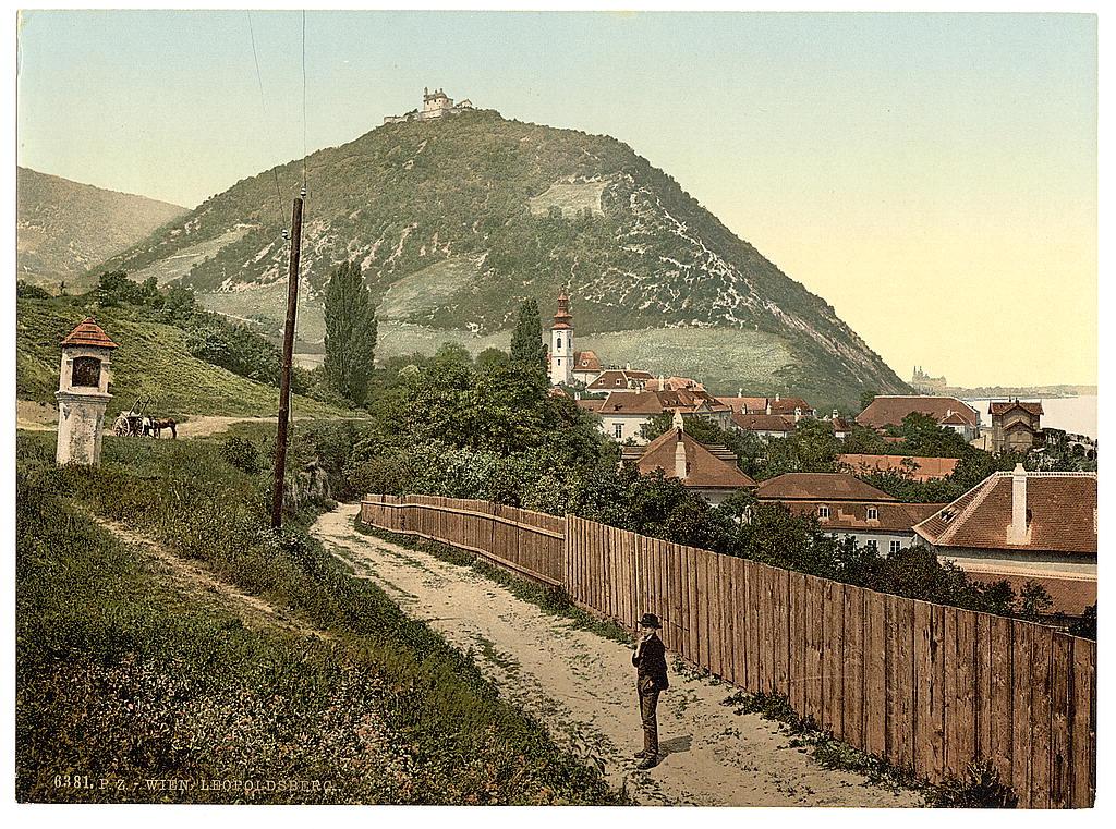 Вена в 1890 - 1900 годах. 0_60398_a623831a_orig