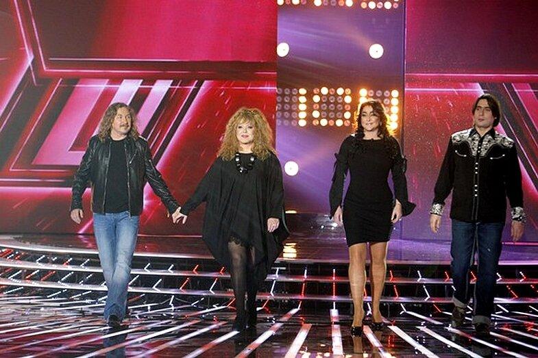 Фактор А 2012 - Алла,Лолита,Николаев,Емельянов