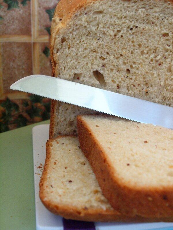 Батон пшеничный сырный с яблоком