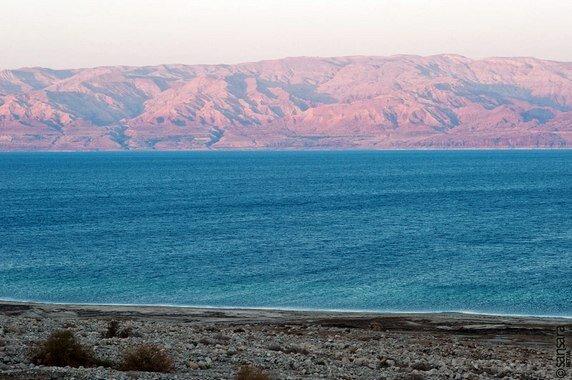 Израиль. Мертвое море.