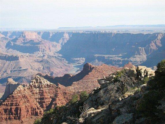США. Аризона. Большой каньон.