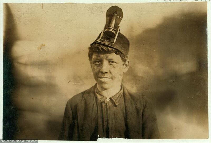 Детский труд в шахтах