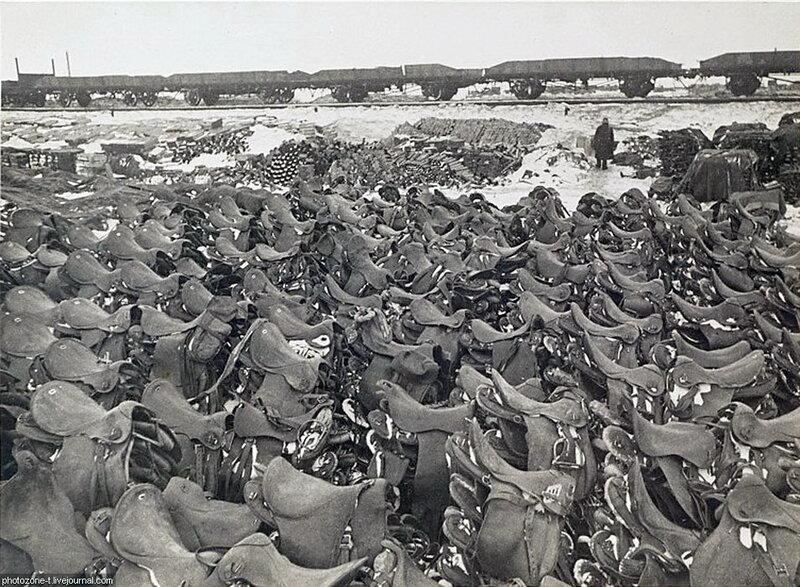 Сталинград. Февраль - март 1943 года