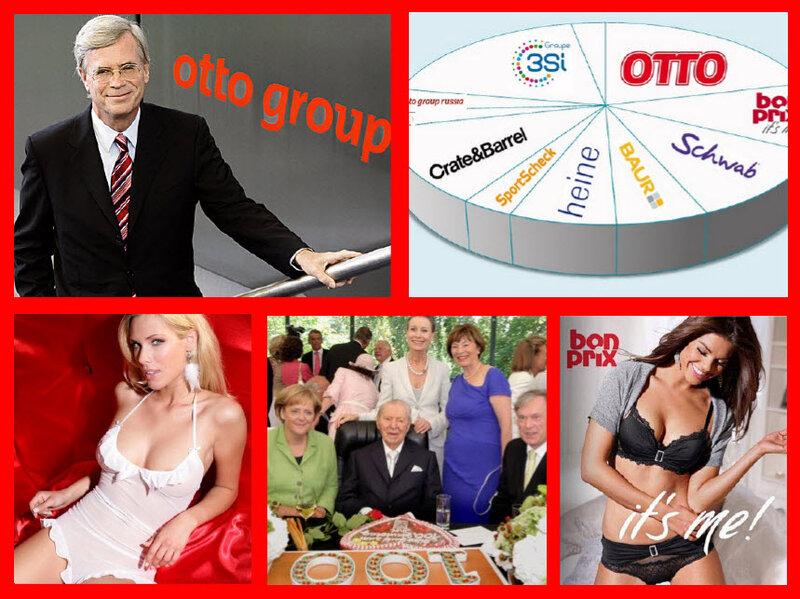 Майкл Отто 3 Suisses Baur  Bonprix  Crate and Barrel Geschäftsjahr Heine Hermes Logistik  Otto Group  Otto Group Russia  Schwab  SportScheck