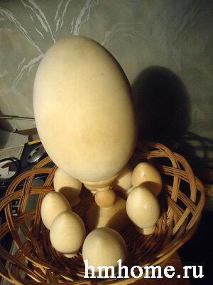 Пасхальные сувениры. Роспись яиц