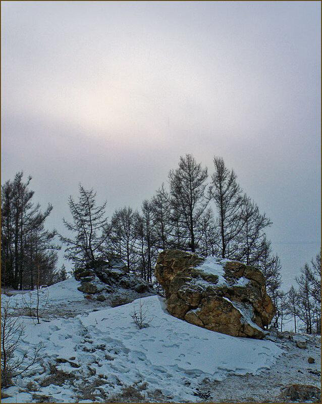 Природа северного Ольхона