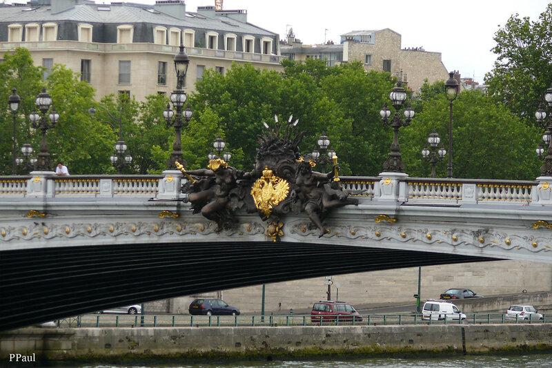Париж, Париж. Париж.....Мост Александра III