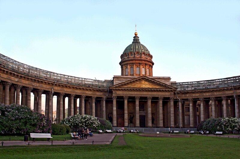 Казанский собор санкт петербург