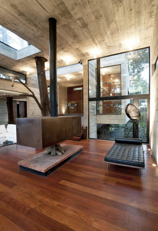 Corallo House в американских тропиках от Paz Arquitectura