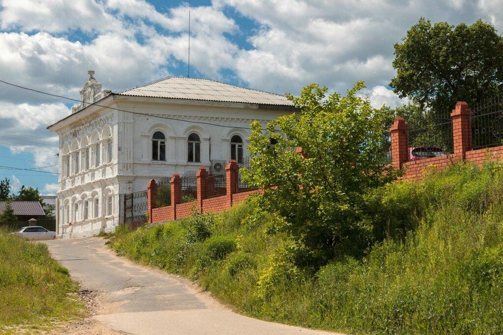 Здание архива, Чкаловск