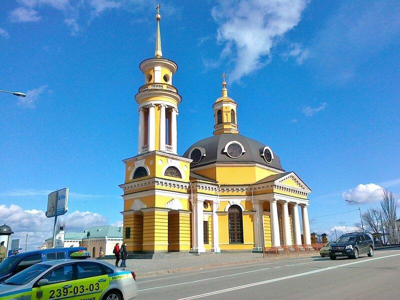 киев Церковь Рождества Христова