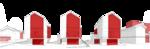 Жилой дом на 8-16 спальных мест, просторной гостиной с камином. 230 кв.м