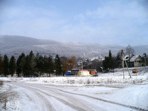 Фотограф Алексей Значков, Мезмай, 06.02.2010, горы, Кавказ