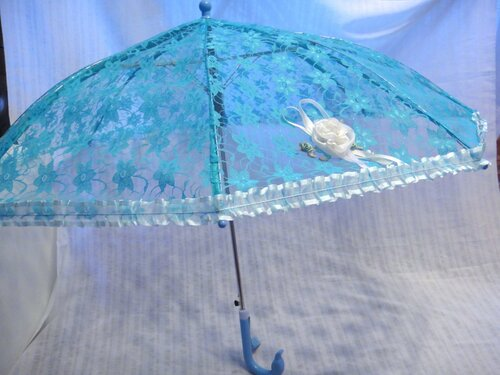 Зонтик для маленькой феи