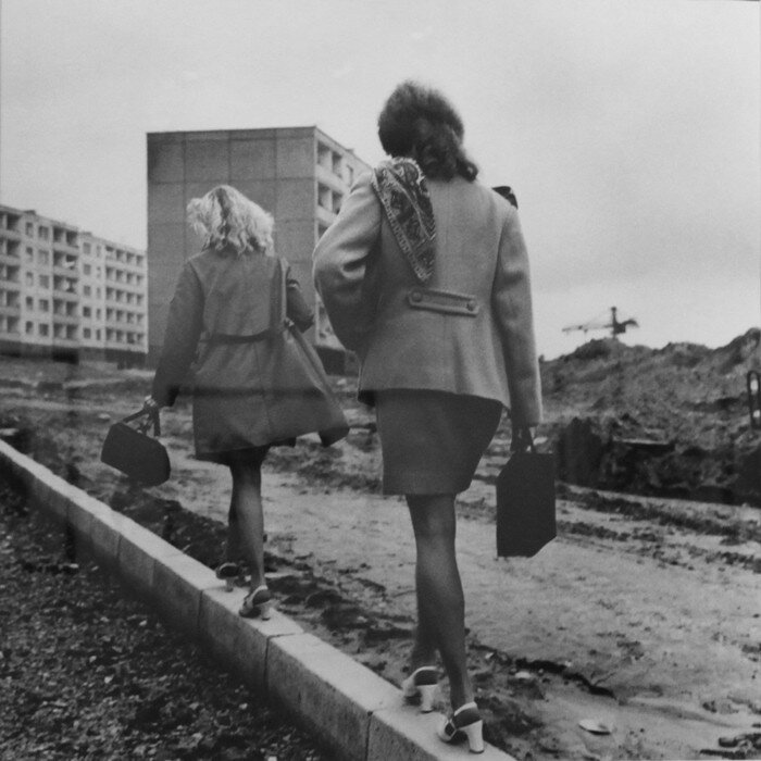 А. Суткус.Вильнюс. 1976