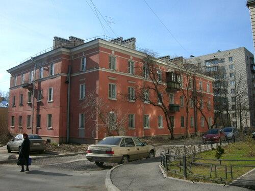 Гаврская ул. 13