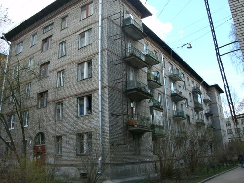 Дрезденская ул. 14к1