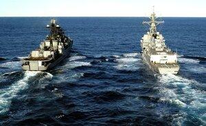 Из Владивостока на курильский остров Матуа отправилась экспедиция Тихоокеанского флота