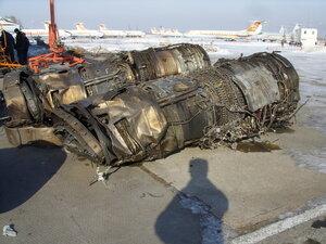 Аэропорт Комсомольска-на-Амуре закрыт до четверга из-за крушения Су-24М