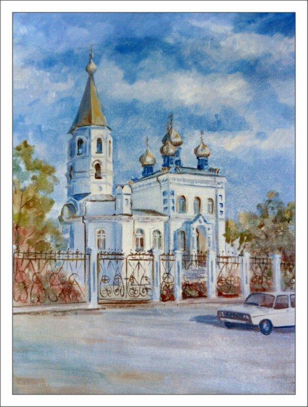 Храм Петра и Павла в Салаире