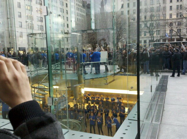 Apple Store. New York