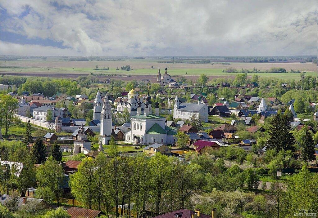 Суздаль. Покровский монастырь.