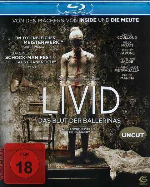 Мертвенно-бледный / Livide (2011/HDRip)