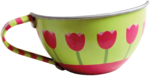разноцветный чай