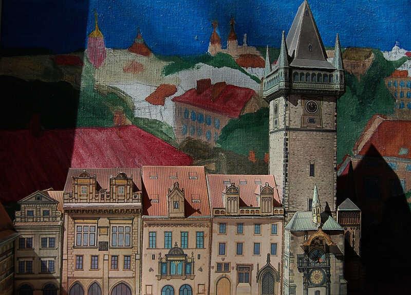 То ли Прага, то ли Львов
