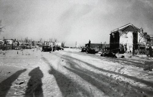 Немцы в Холмском котле 1942 г.,