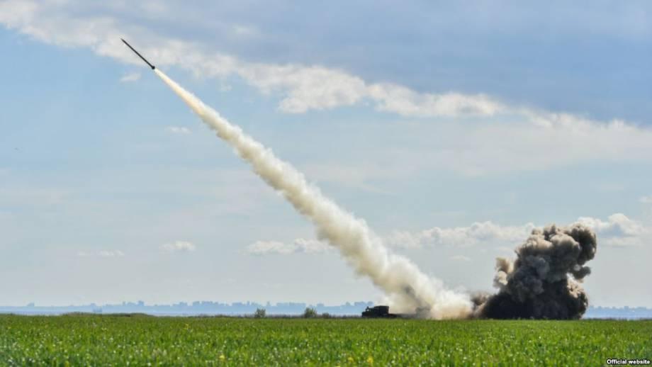 АП: на Одесщине испытали новейшую украинскую ракетную технику