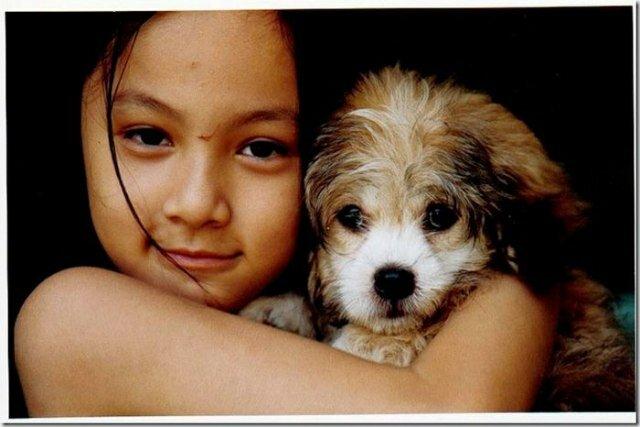 Девочка и ее пес. 10 лет спустя