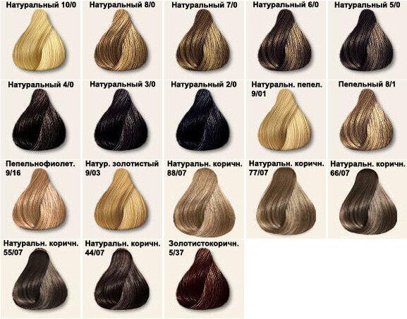 Краска Wella Koleston Perfect - Prof Hair 64