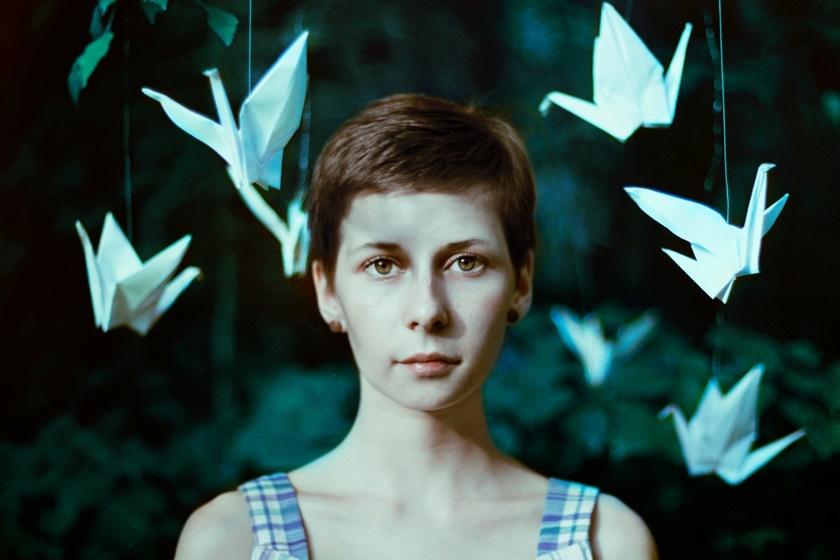 Романтические и озорные фотографии Александры Violet 0 142400 b9d65a79 orig