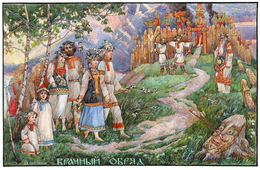 Художник Виктор Корольков