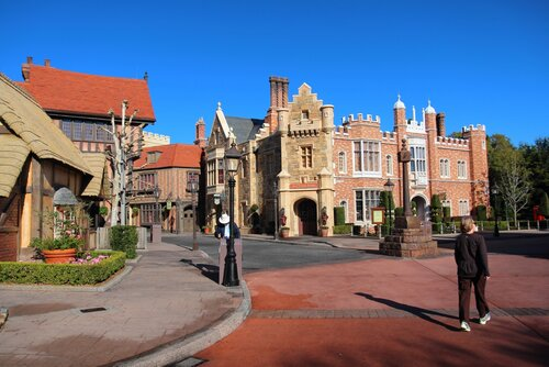 Disney Land: Epcot