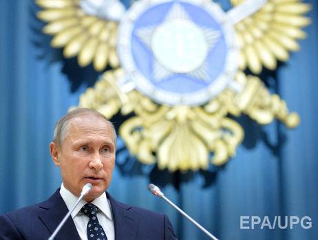 Путин сказал, как изКГБиста стал товарищем Собчака