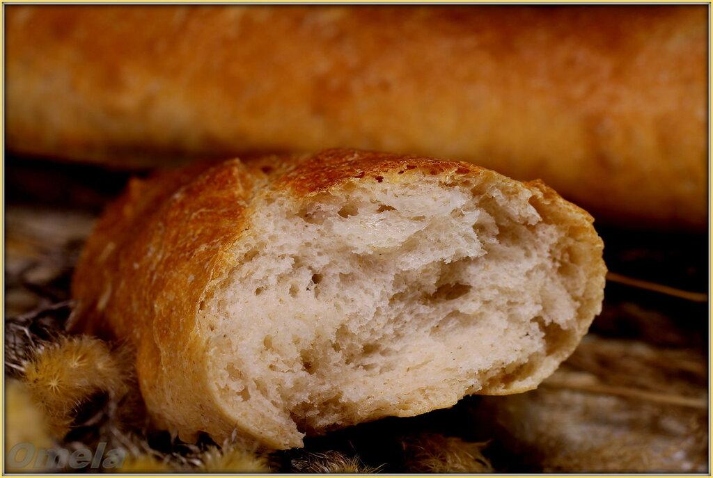 Итальянский французский хлеб (Pane francese или Pane di Como)