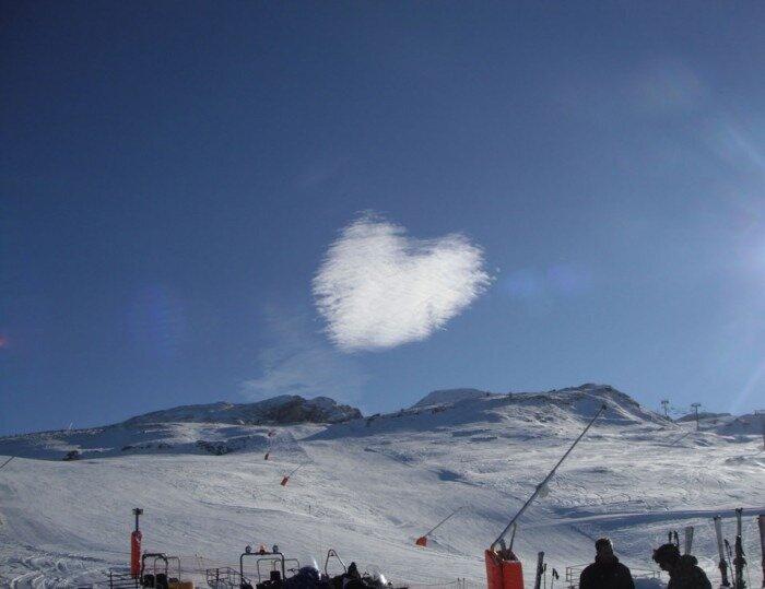 необычные облака фото