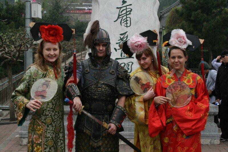 Пекин с Vivatao
