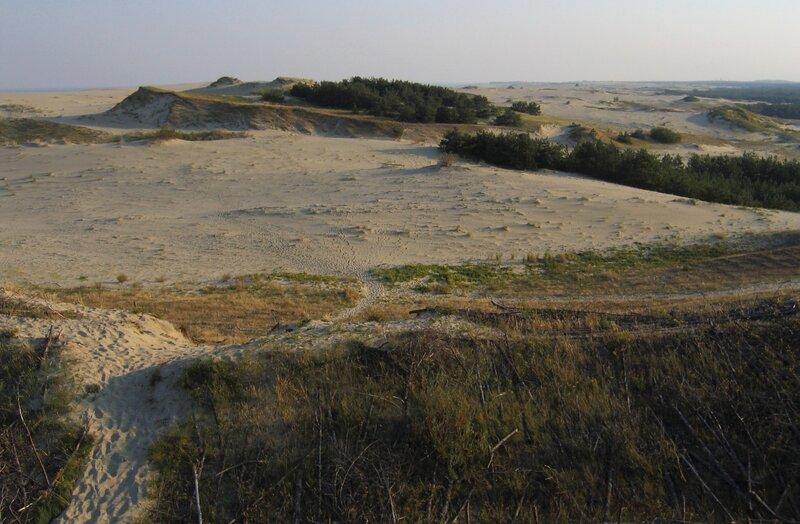Пальве (равнина) Куршской косы, высота Эфа