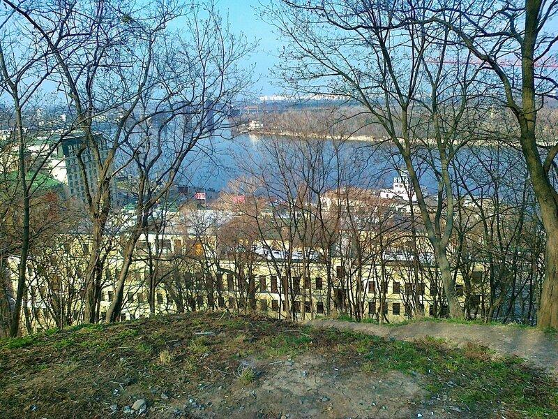 Вид от Кокоревской альтанки