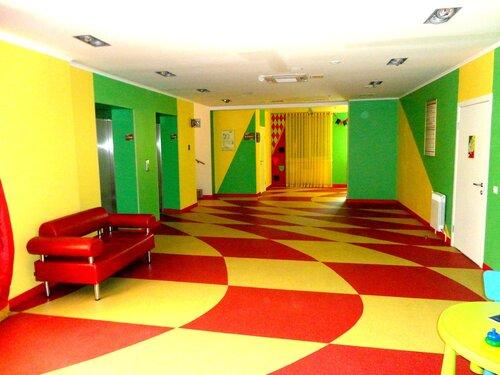 Детское отделения медицинского центра